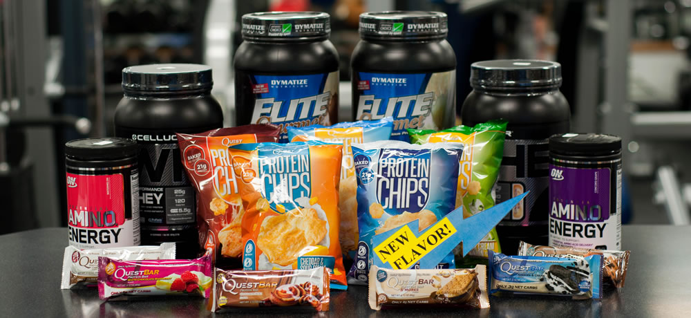 Protein Snacks and Supplements